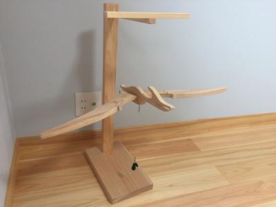 山昭木材の大工さんが手作りしたおもちゃ