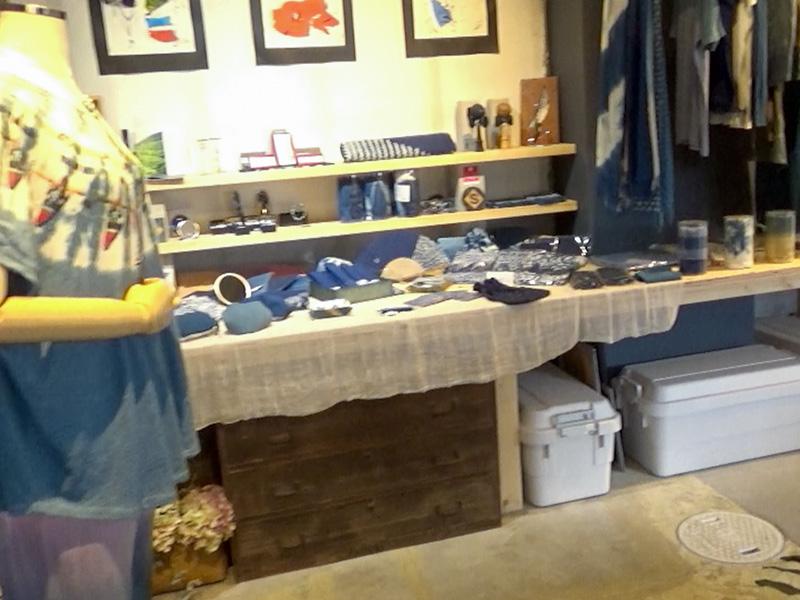 人宿藍染工房 藍染商品