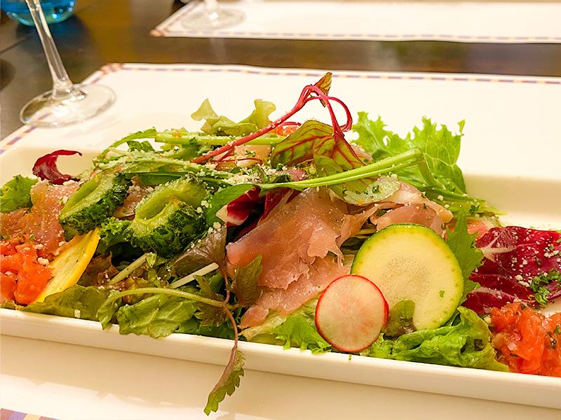 ninosa フレッシュ野菜のニノササラダ